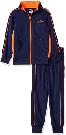 Spalding Boys Tricot Two Piece Sweatsuit
