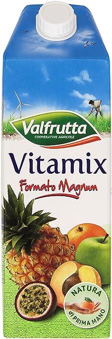 2 opinioni per Valfrutta- Succo Vitamix- 1500 ml