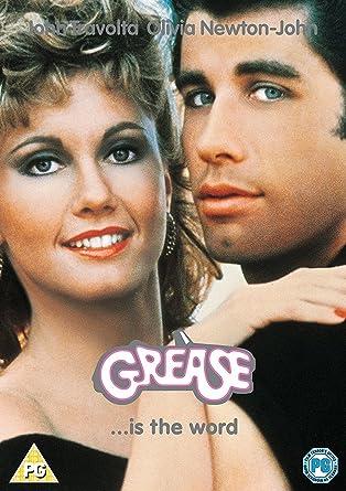 Grease Full Screen Edition Amazon Co Uk Dvd Blu Ray