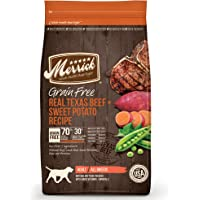 Merrick Grain Free Dry Dog Food Real Texas Beef & Sweet Potato