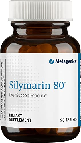 Metagenics – Silymarin 80, 90 Count