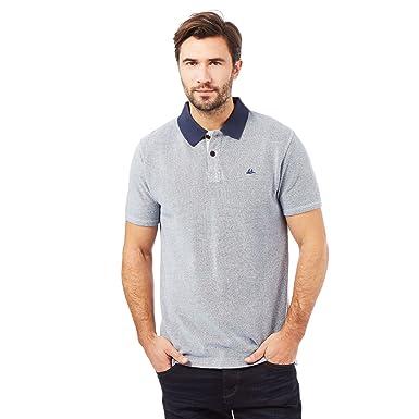 357edfe331 Mantaray Men Blue Pique Polo Shirt  Mantaray  Amazon.co.uk  Clothing