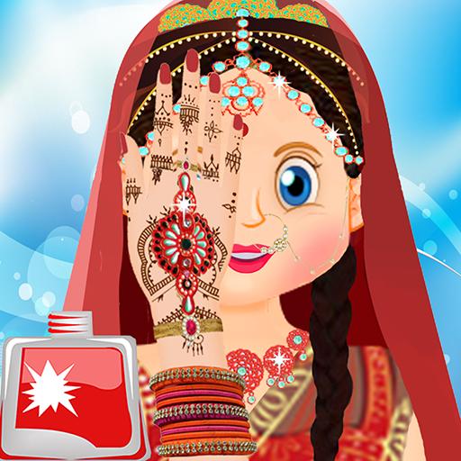 Amazon Com Indian Bridal Spa Salon Wedding Salon Free Game For Girls Bride Spa Celebrity Wedding Salon Appstore For Android