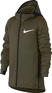 d338959c8 Amazon.com: Nike Boys' Therma Flex Showtime Full Zip Basketball ...