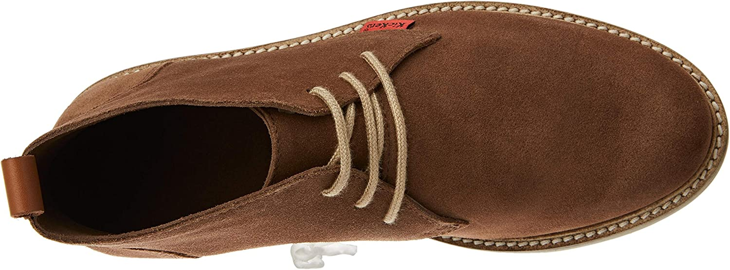 Kickers Damen Tyl Stiefelette Brown