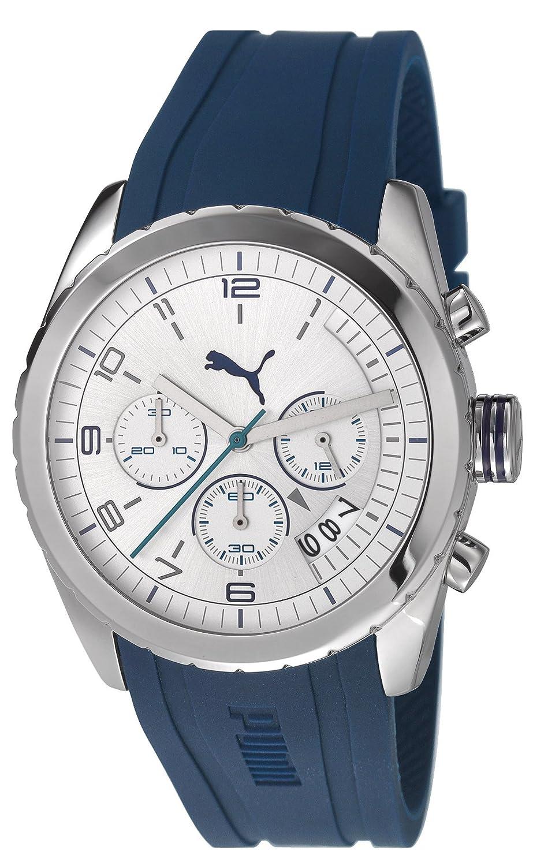 Puma Herren-Armbanduhr XL Cycle Chronograph Quarz Resin PU103182003