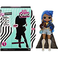 L.O.L. Surprise! 565130E7C O.M.G. Miss Independent Fashion Doll with 20 Surprises