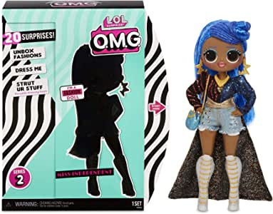 L.O.L. Surprise OMG Series 2 Miss Independent Fashion Doll
