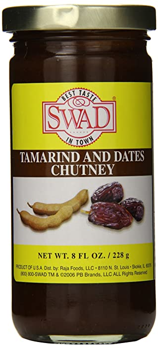 Swad Tamarind and Dates Chutney, 8 Ounce