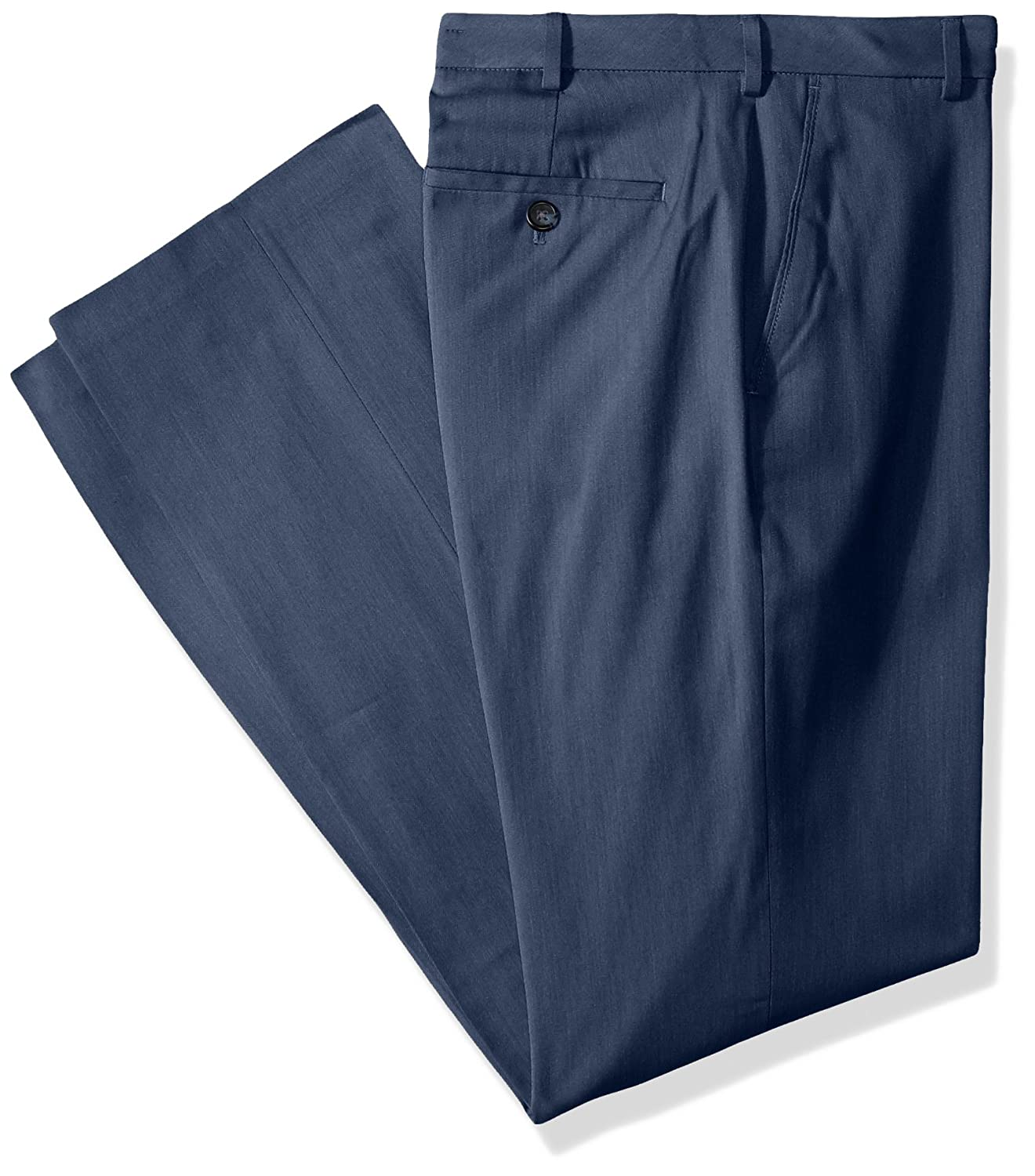 Van Heusen Mens Big-Tall Big and Tall Air Straight Fit Pant