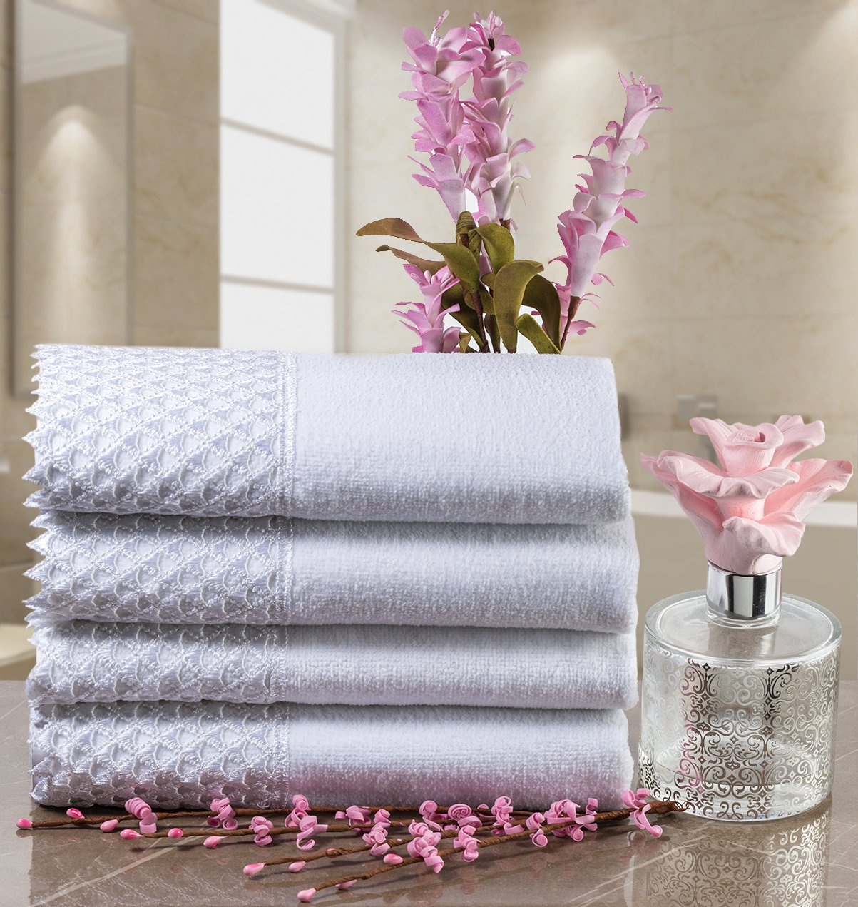 Creative Scents – Luxury Guest Hand Towels