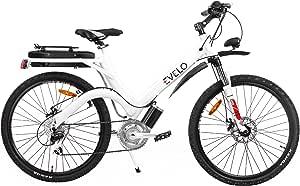 Amazon.com : EVELO Aurora Electric Bike with NuVinci N360