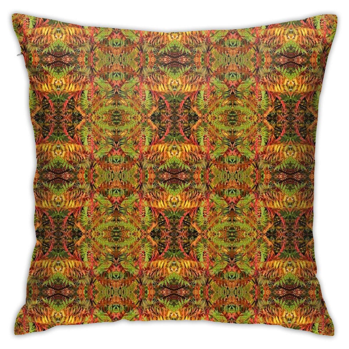 Amazon.com: Yunshm Leaves Autumn Design Pattern Kaleidoscope ...