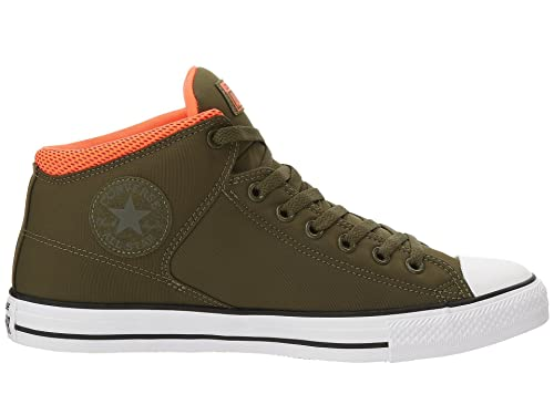 0facf34e168 Converse Mens Chuck Taylor All Star High Street Sneakers 9.5