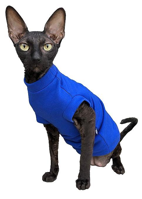 Kotomoda Ropa para Gatos Invierno EN Azul (XS)