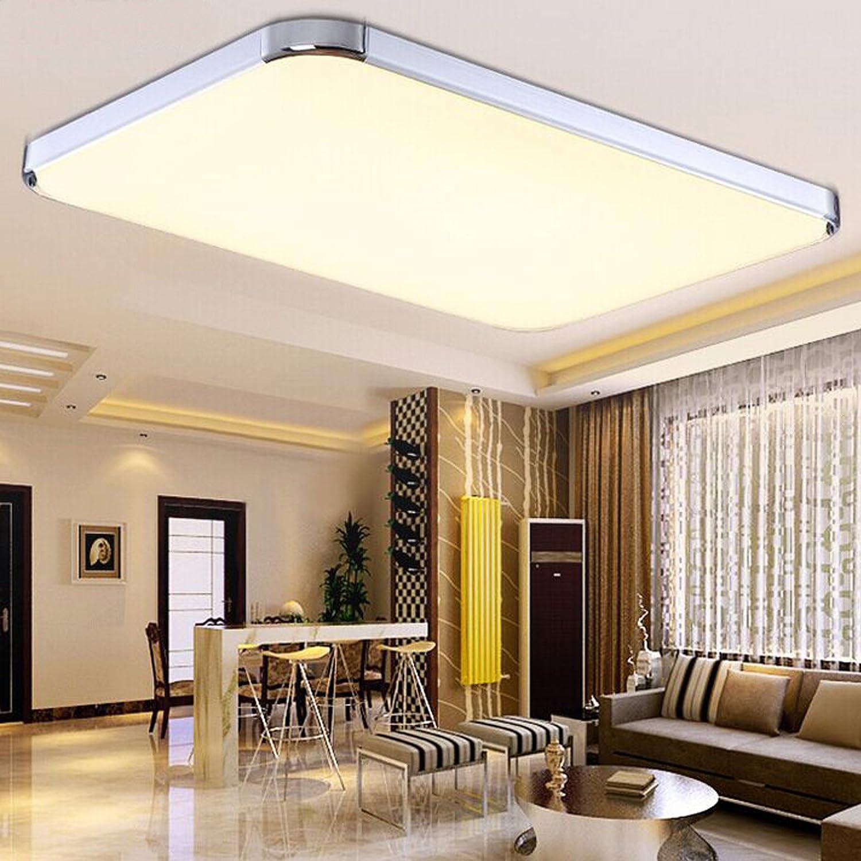 Baytter LED Deckenleuchte Deckenlampe dimmbar mit Fernbedienung 12W ...