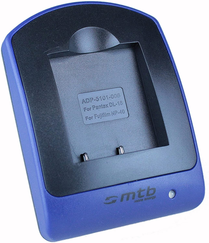Ladegeräte und Dockingstationen für Pentax Optio Kamera