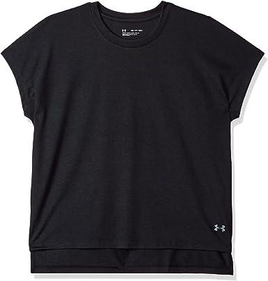 Under Armour Allseasongear Essentials - Camiseta Deportiva para Mujer, Mujer, Color: Amazon.es: Ropa y accesorios