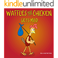 Waffles the Chicken Gets Mad