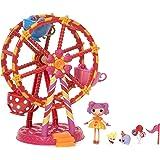 Mini Lalaloopsy 5265, Bambola e mini-bambola, Mini Lalaloopsy e la sua grande ruota