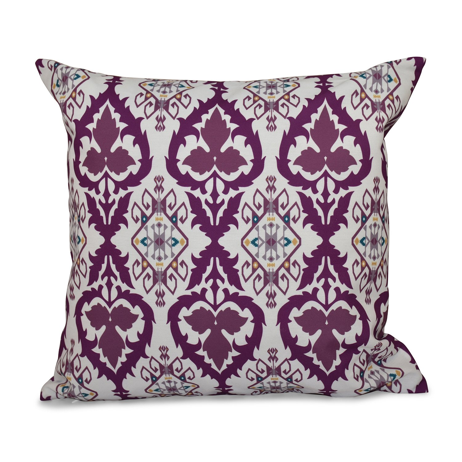 E by design O5PGN538PP2PU5-20 Printed Outdoor Pillow