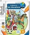Ravensburger - 00603 - Jeu Educatif Electronique - Tiptoi - Livre - Découvre Chevaliers