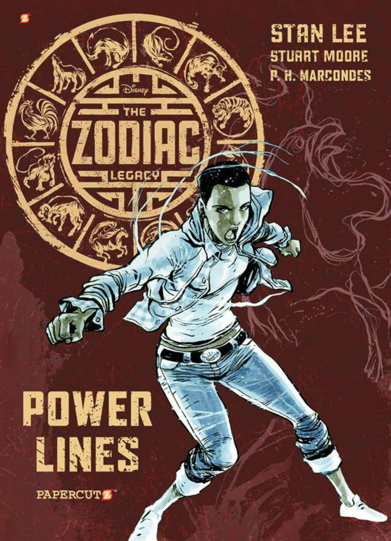 ZODIAC LEGACY GN VOL 02 POWER LINES pdf