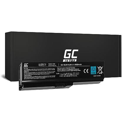 Green Cell® Ultra Serie PA3817U-1BRS Batería para Toshiba Satellite C650 C650D C655 C660 C660D C670 C670D L750 L750D L755 Ordenador (Las Celdas ...