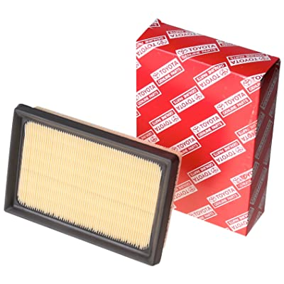 Genuine Toyota (17801-21060) Air Filter Element: Automotive