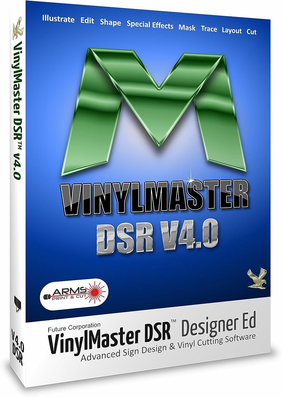 Amazon Com Advanced Graphics Design Software For Sign And Poster Shops Vinylmaster Dsr