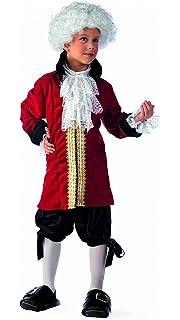 Limit Sport - Disfraz de caballero de época Gustavo para niño (MI752)