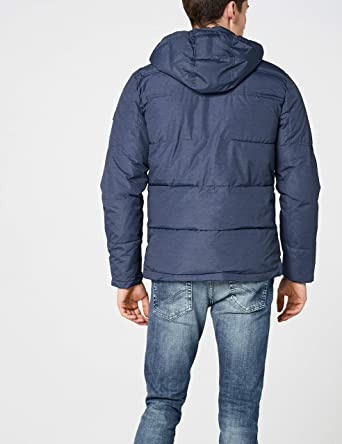JACK   JONES Herren JCOWILL Jacket, Blau (Sky Captain Fit One-Melange 72a5912435
