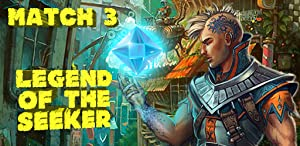 Legend Of The Seeker - Free Match 3 Game from V.Dev