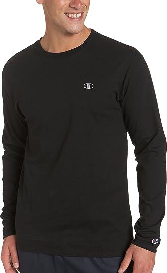 champion t shirt long sleeve