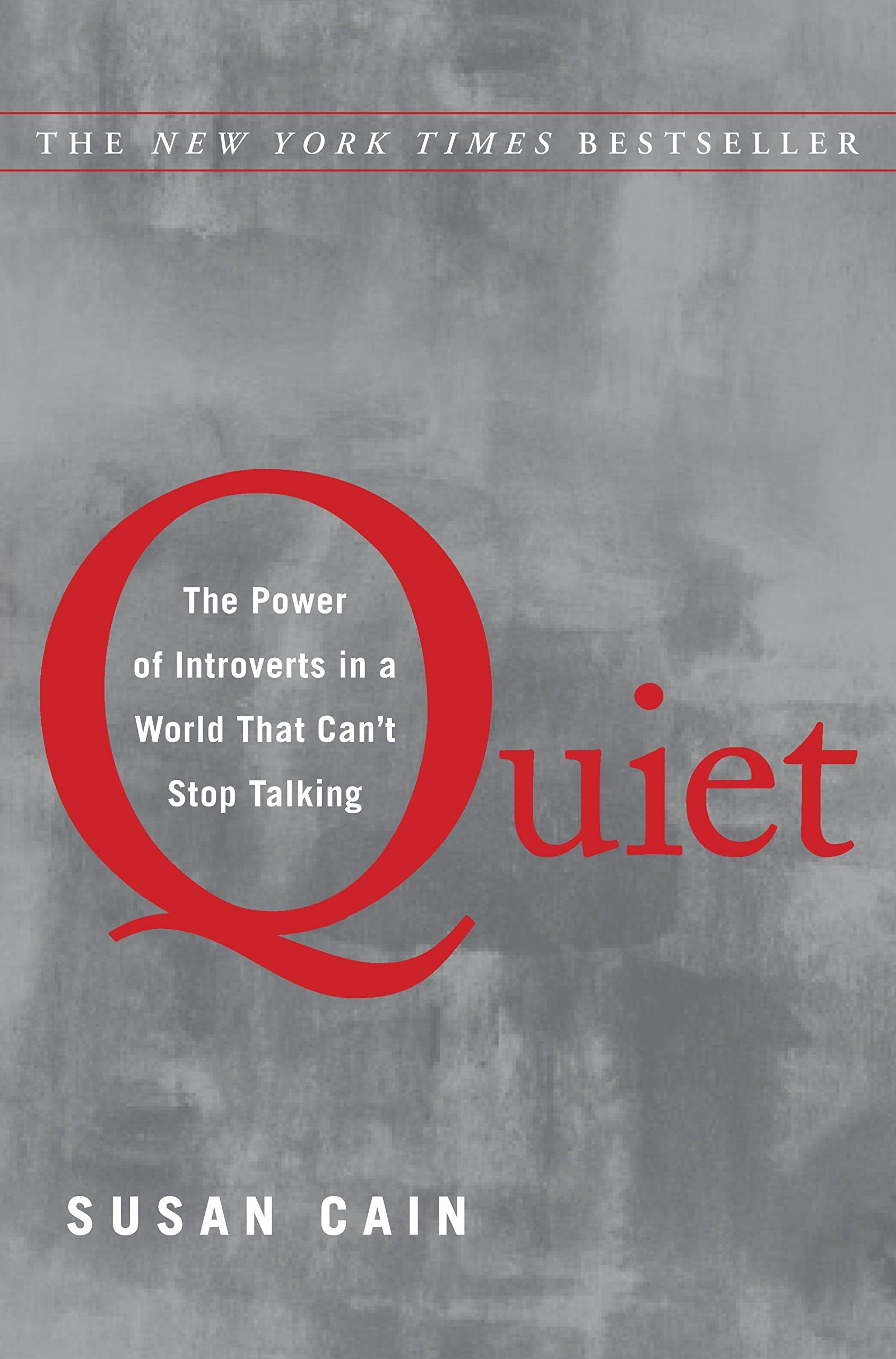 Image result for Quiet: The Power of Introverts in a World That Can't Stop Talking