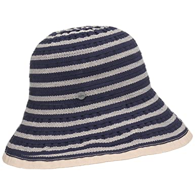 febfebd15221f Lierys Maddalena Cloche Cloth Hat by Women | Made in Italy Floppy Summer  Spring-Summer