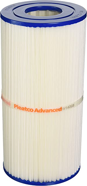 Pleatco DSF25-50 Replacement Pool Filter Cartridge for Nemco 30, 1 Cartridge