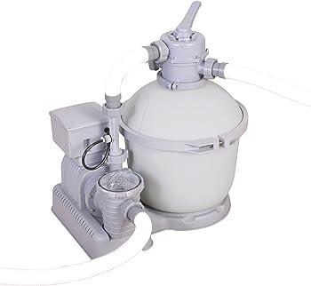 Flowclear 1500gal Sand Filter Pump