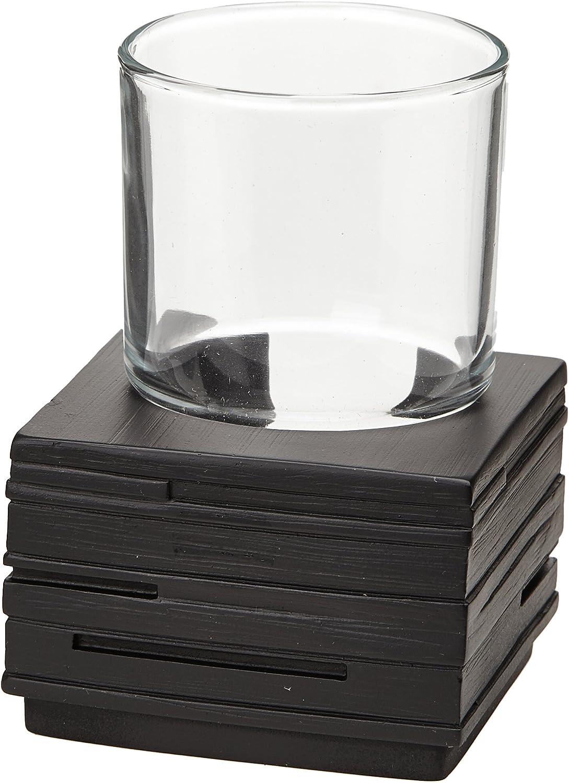 Zeller 98012 Ersatz-WC-B/ürste schwarz Edelstahl /ø 7.5 x 39.5