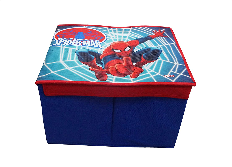 Bo/îte pliable avec couvercle Spiderman Marvel takestop 40/x 30/x 25/cm