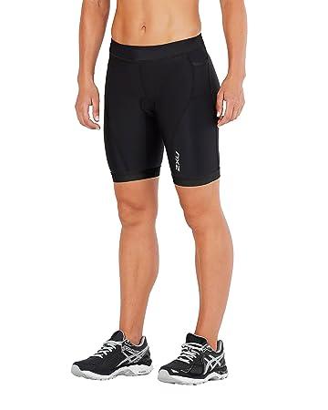 Amazon.com: 2XU Active - Pantalón corto para mujer (7.0 in ...