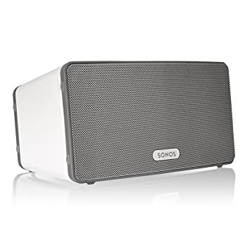 speakers compatible with alexa. sonos play:3 mid-sized wireless smart speaker for streaming music. works with speakers compatible alexa x