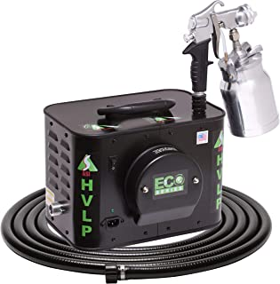 product image for ApolloSpray Apollo ASI-HVLP ECO-5, 5-Stage Turbo Spray System Complete with 5011 Spray Gun and 23' Air Hose