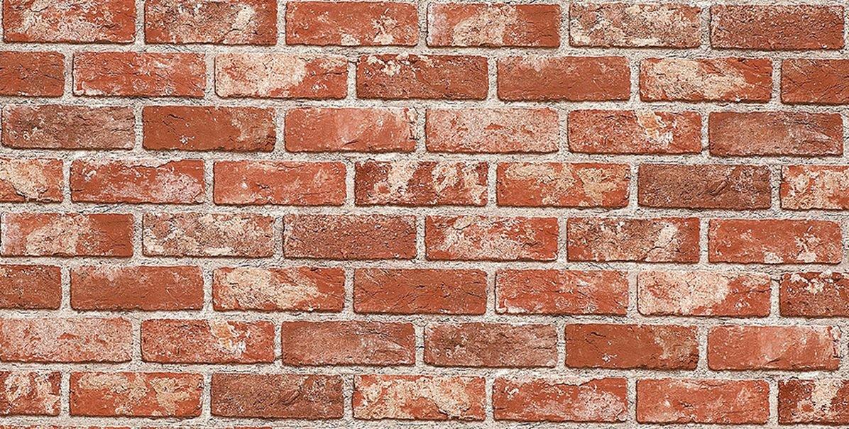 サンゲツ 壁紙38m シンプル 石目 ブラウン 石塗りタイル RE-2607 B06XKWD9XC 38m