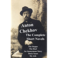 Anton Chekhov : The Complete Short Novels (English Edition)
