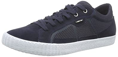 U Damian a, Mens Low-Top Sneakers Geox