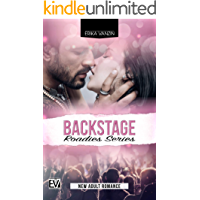 Backstage (Roadies Series Vol. 1) (Italian Edition)