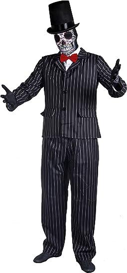 ILOVEFANCYDRESS - Disfraz de hombre para el Día de los Muertos ...