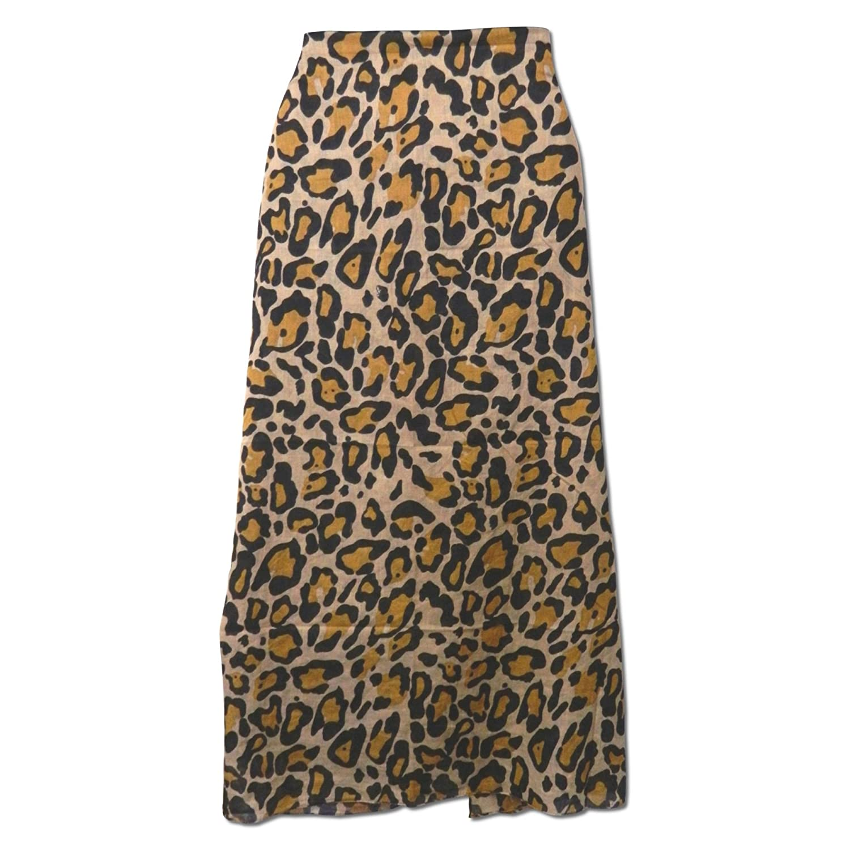 b79634e60373 PAREO 100x180cm fantasia leopardata 100% cotone Moda Accessori  Abbigliamento donna mare  Amazon.it  Abbigliamento