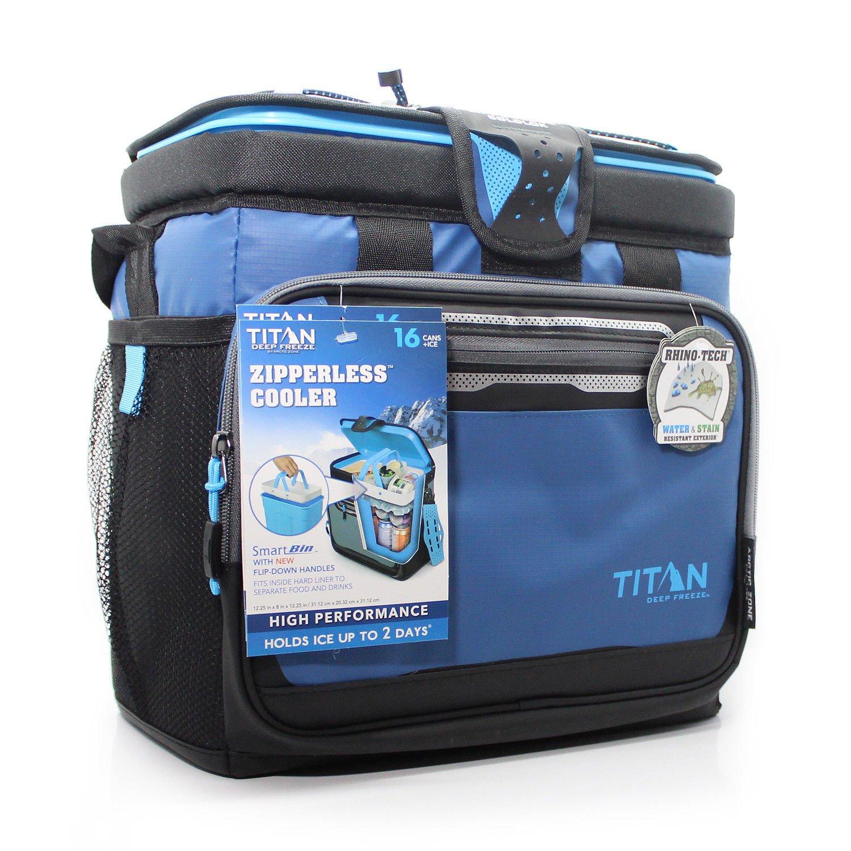 Titan Deep Freeze Ultra Arctic nevera portátil 16 latas incluye ...